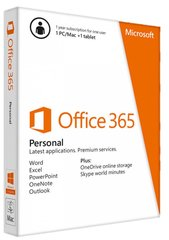 Microsoft Office 365 Personal LT