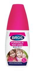 Sääsetõrjevahend Bros 50 ml цена и информация | Защита от комаров, клещей | kaup24.ee