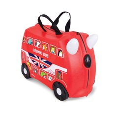 Laste reisikohver Trunki Benny Bus