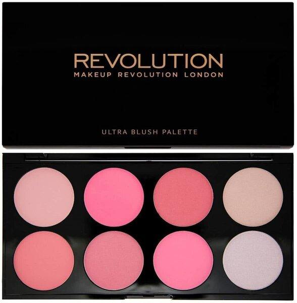 Põsepuna palett Makeup Revolution London Ultra Blush 13 g
