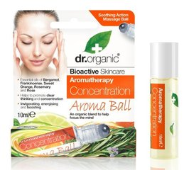 Aroomiteraapia pulk Dr. Organic Concentration 10 ml