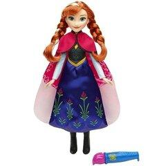 Värvimuutva kleidiga nukk Frozen Ice Party