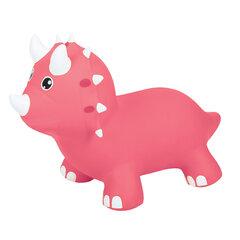Hüppeloom Jumpy Triceratops 41731, roosa