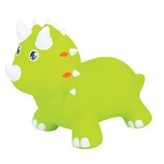 Hüppeloom Jumpy Triceratops 41732, roheline