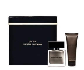 Komplekt Narciso Rodriguez For Him: EDT meestele 50 ml + dušigeel 75 ml