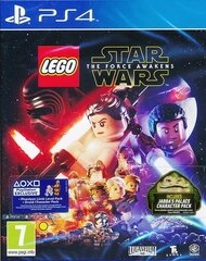 Mäng LEGO Star Wars: The Force Awakens (PS4)