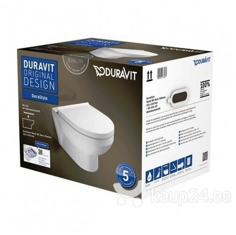 WC komplekt Grohe Rapid SL 5in1, nupp Cosmopolitan+DuraStyle Basic WC soodsam