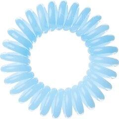 Juuksekumm Invisibobble Something Blue, 3 tk hind ja info | Tarvikud juustele | kaup24.ee