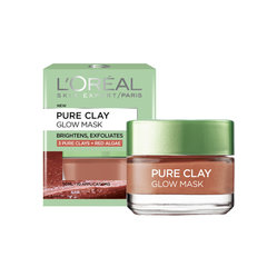 Sügavpuhastav savimask L'Oreal Paris Pure Clay 50 ml