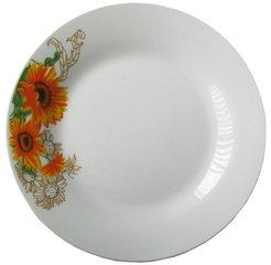Тарелка Цветы, 19 см
