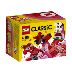 10707 LEGO® CLASSIC Red Creativity Box