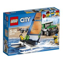 60149 LEGO® CITY 4x4 with Catamaran