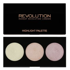 Sära andev meigipalett Makeup Revolution London Highlighter 15 g hind ja info | Näole | kaup24.ee