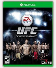 Mäng UFC (Ultimate Fighting Championship), Xbox One