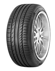 Continental ContiSportContact 5 255/40R20 101 W XL hind ja info | Suverehvid | kaup24.ee