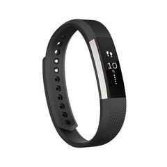 Fitbit Alta S, must цена и информация | Nutiseadmed ja aksessuaarid | kaup24.ee