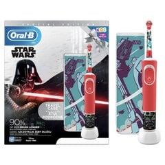 D100.413.2KX Star Wars el.hambahari lastele taimeriga +reisikarp hind ja info   D100.413.2KX Star Wars el.hambahari lastele taimeriga +reisikarp   kaup24.ee