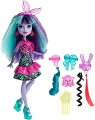 Nukk Monster High Twyla või Klodina DVH69, 1 tk