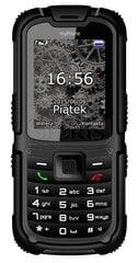 Mobiiltelefon MyPhone HAMMER 2 PLUS, Must