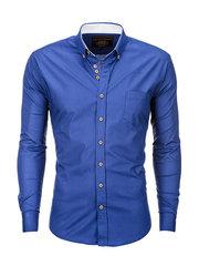 Meeste triiksärk Ombre, sinine