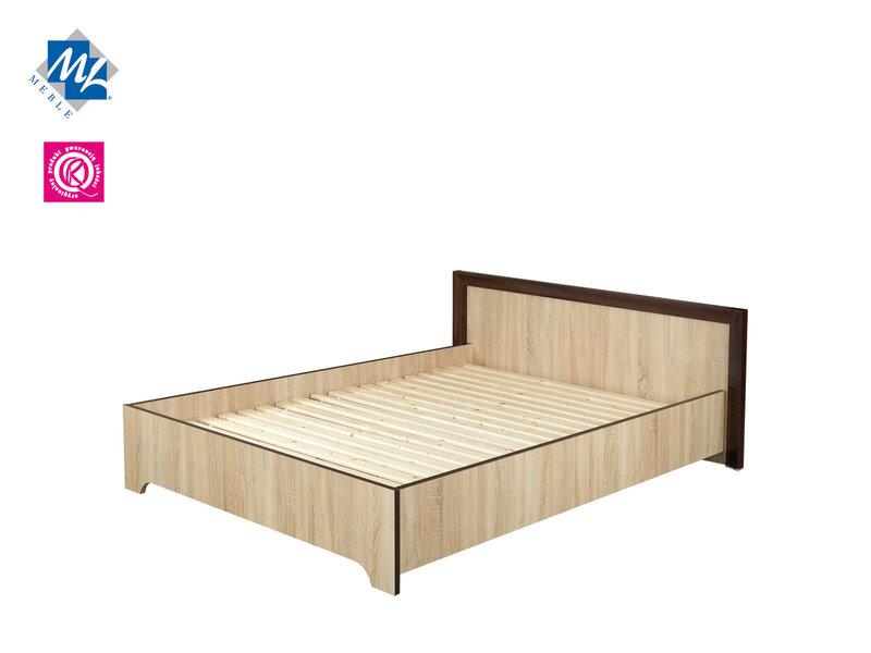 Кровать Oliwier с решеткой