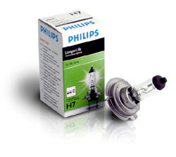 Pirn Philips LongLife H1 55W 12V P14.5S hind ja info | Autopirnid | kaup24.ee