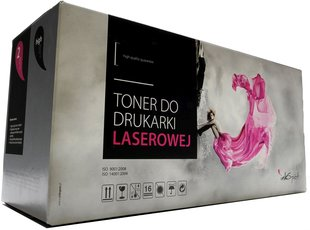 Tooner INKSPOT laserprinteritele (LEXMARK) kollane