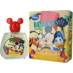 Tualettvesi Disney Mickey !!! EDT lastele 100 ml