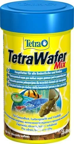 Toit kaladele Tetra wafer mix, 100 ml