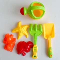 Liiva mänguasjade komplekt Pareto Meri hind ja info | Mänguasjad (vesi, rand ja liiv) | kaup24.ee