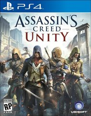 Mäng Assassin's Creed Unity, PS4