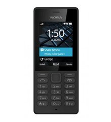 Mobiiltelefon Nokia 150 DS ENG/RUS, Must