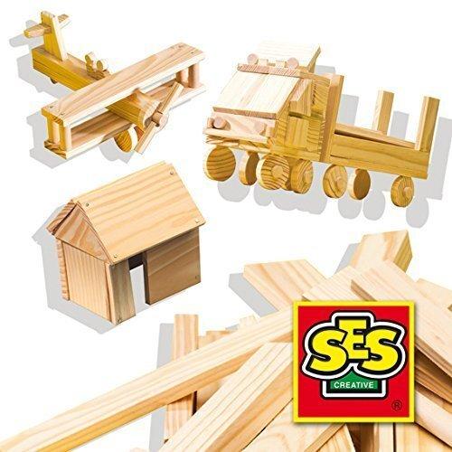 SES Creative Набор плотника Delux