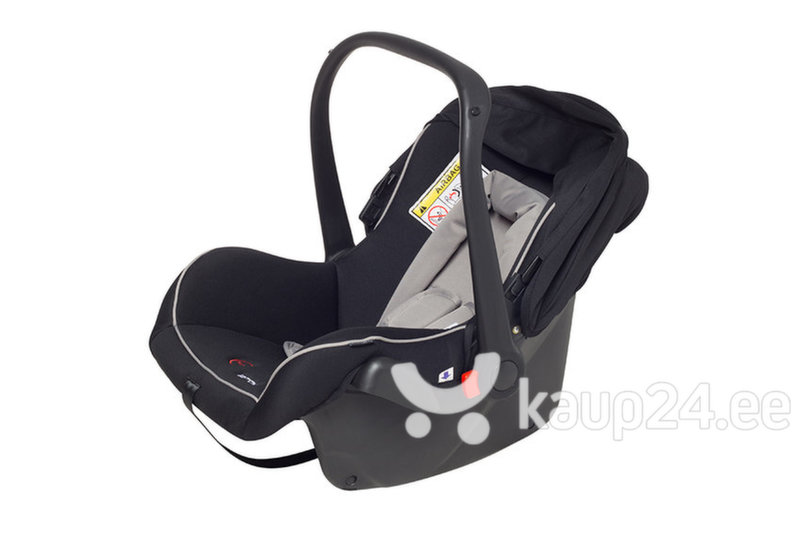 Turvatool BRITTON BabyWay+, must tagasiside
