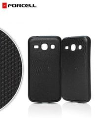 Kaitseümbris Forcell Back Case sobib Samsung Galaxy Ace (G313H, G313F, G310HN), must