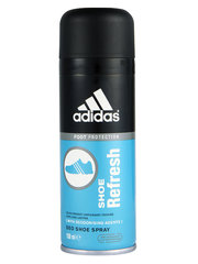 Deodorant jalgadele Adidas Shoe Refresh 150 ml