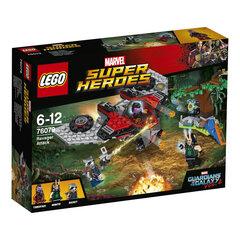 76079 LEGO® Marvel SUPER HEROES Hävitajad rändavad