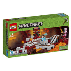 21130 LEGO® MINECRAFT The Nether raudtee