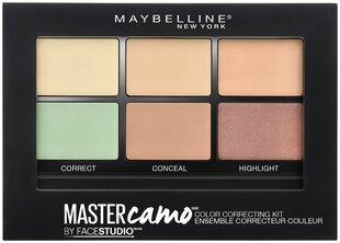 Kontuurimispalett Maybelline New York Face Studio Master Camo 6.5 g