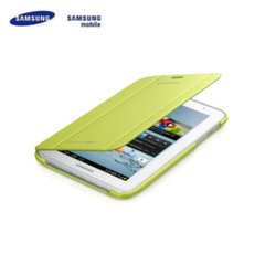 Tahvelarvuti kaaned Samsung EFC-1G5SMECSTD Galaxy Tab 2 7.0 P3100 Utra Thin Stand Book Cover Light Green