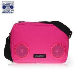 Fydelity G-Force Bag (35х20х10cm) with Speaker Pink