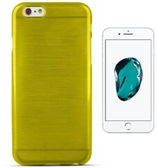 "Kaitseümbris Forcell Jelly Brush Pearl Back Case sobib Apple iPhone 7 Plus 5.5"", roheline"