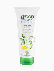 Dušigeel aloe vera ja kurgiekstraktiga Green Feel 250 ml