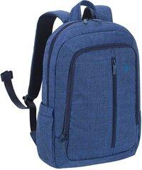 """Sülearvuti seljakott RIVACASE 7560, 15.6"""", sinine"""