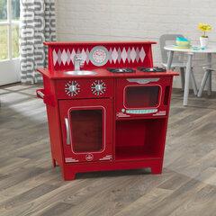 Laste kööginurk Kidkraft Classic Kitchenette, 53362, punane
