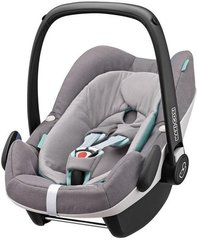 Turvahäll MAXI COSI Pebble Plus, 0-13 kg, Concrete Gray, 2017