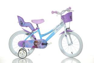 "Tüdrukute jalgratas Frozen Dino Bikes 16"", 166R-FZ"