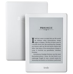E-luger Amazon Kindle 8 Touch WiFi 6'', valge