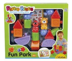 Pehmest plastikust ehitusklotsid K's Kids hind ja info | Pehmest plastikust ehitusklotsid K's Kids | kaup24.ee