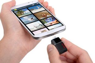 Mälupulk SANDISK 128GB USB 3.0 Ultra Android Dual USB Drive